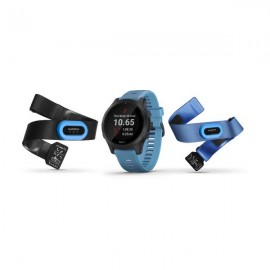 Garmin Forerunner 945 Blu TRI-Bundle con Fascia Cardio HRM-Swim