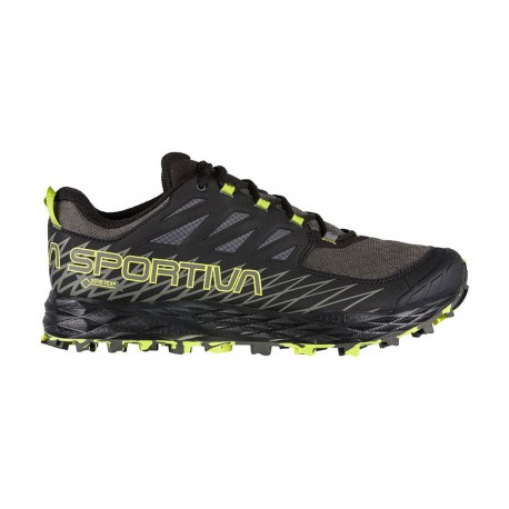 La Sportiva Scarpe Trail Running Lycan Gtx Carbon Verde Uomo