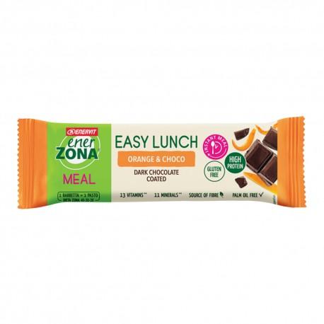 Enervit Barretta Energetica Enerzona Easy Lunch Cioccolato Arancia
