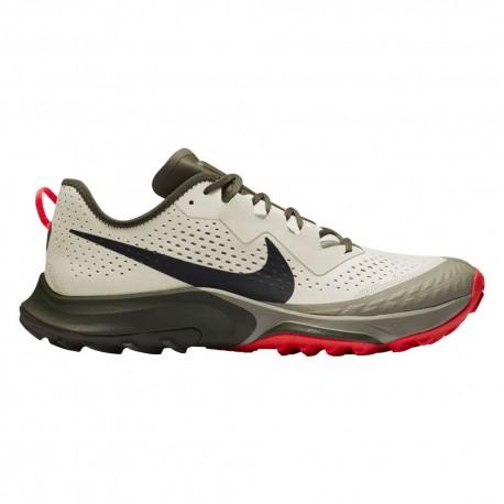Nike Scarpe Trail Running Air Zoom Terra Kiger 7 Bianco Uomo