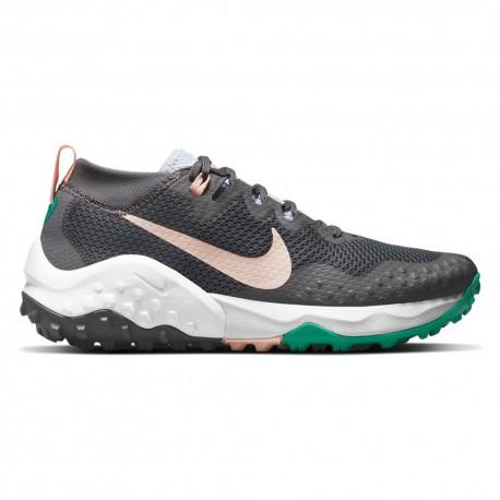 Nike Scarpe Trail Running Wildhorse 7 Grigio Donna