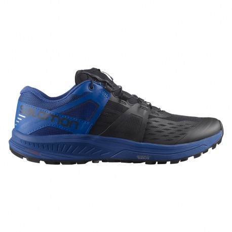 Salomon Scarpe Trail Running Ultra Pro Nero Blu Uomo