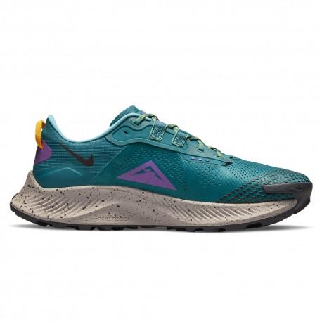 Nike Scarpe Trail Running Pegasus 3 Nero Grigio Uomo
