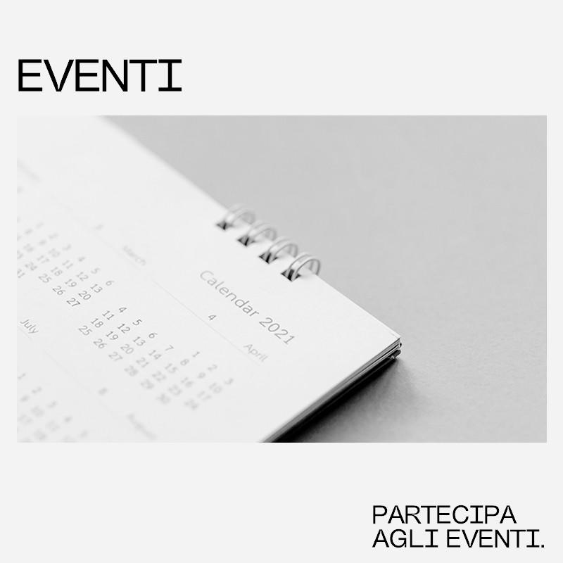 Partecipa agli eventi